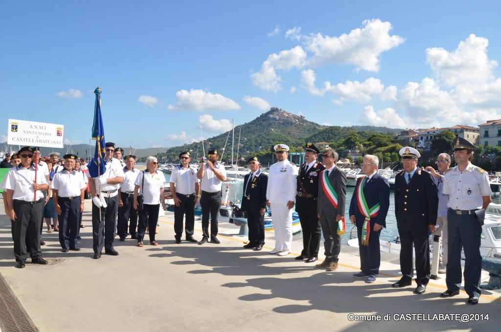 71° anniversario affondamento sommergibile Velella