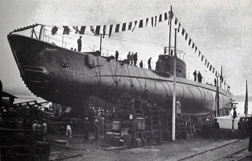 76° anniversario affondamento Velella