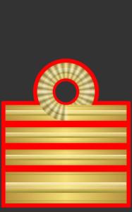 Capitano di Vascello - Corpo di Commissariato