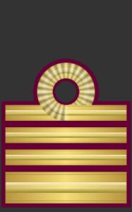 Capitano di Vascello - Genio Navale