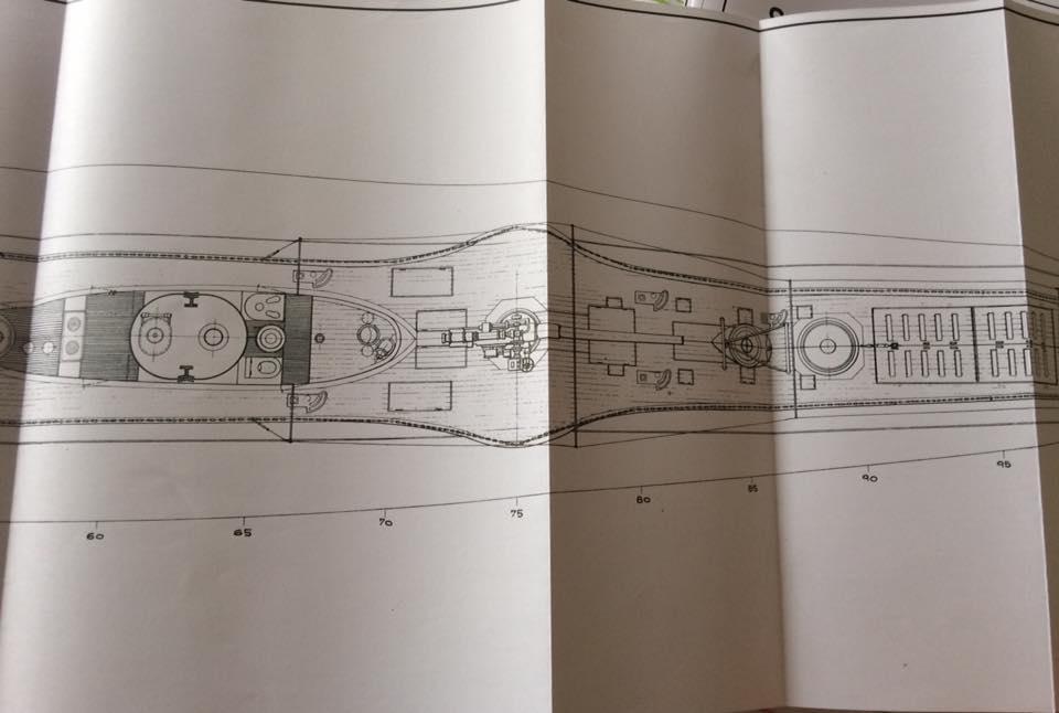 piani di costruzione velella