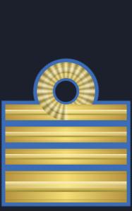 Capitano di Vascello - Corpo Sanitario