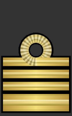 le categorie della marina Stato maggiore
