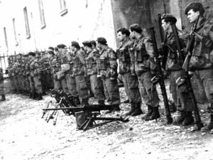 Arditi Incursori 1952