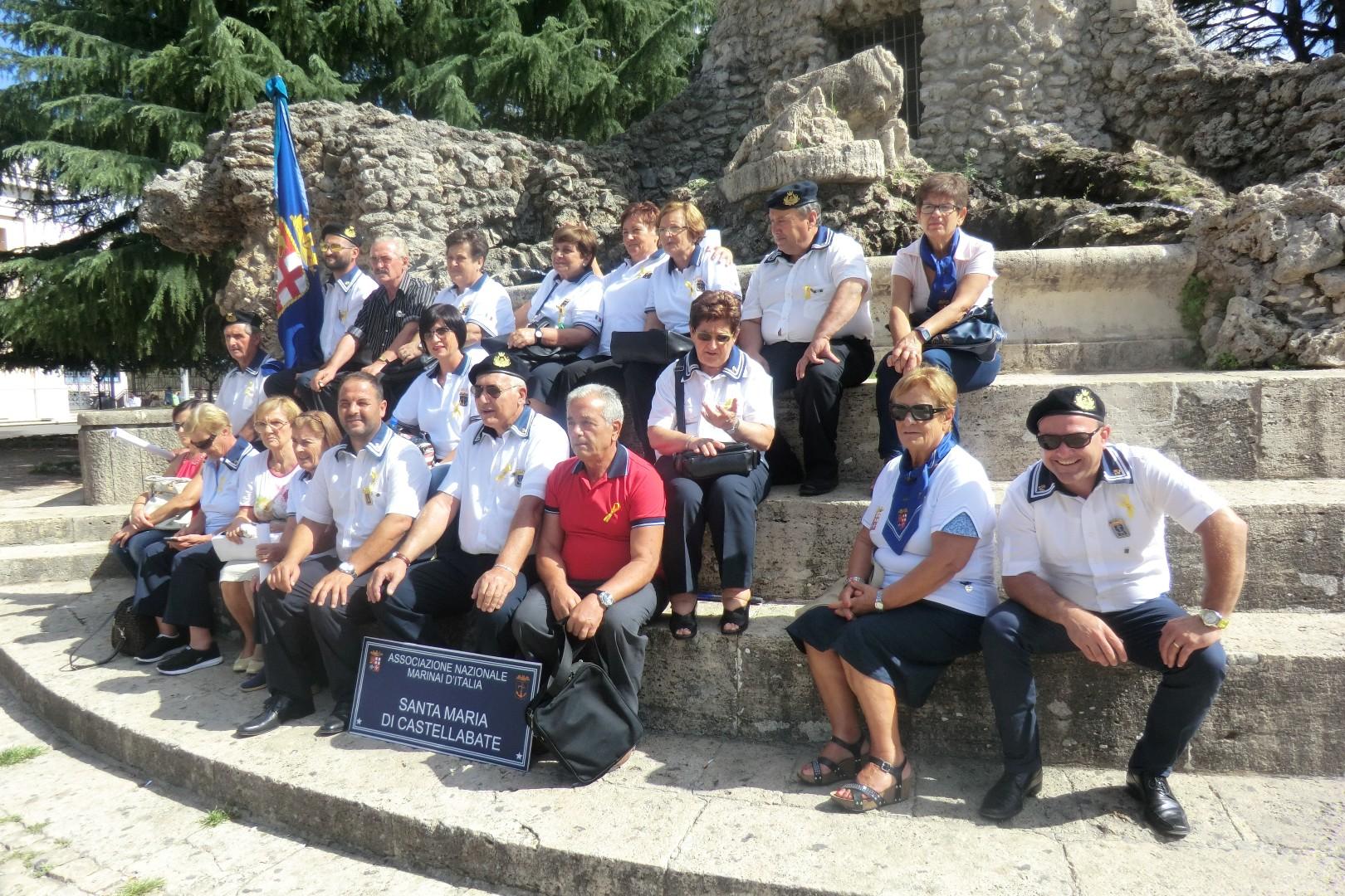 20° anniversario Gruppo di Cisterna di Latina