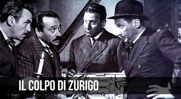 Il colpo di Zurigo: Spionaggio irredentista della 1° Guerra Mondiale