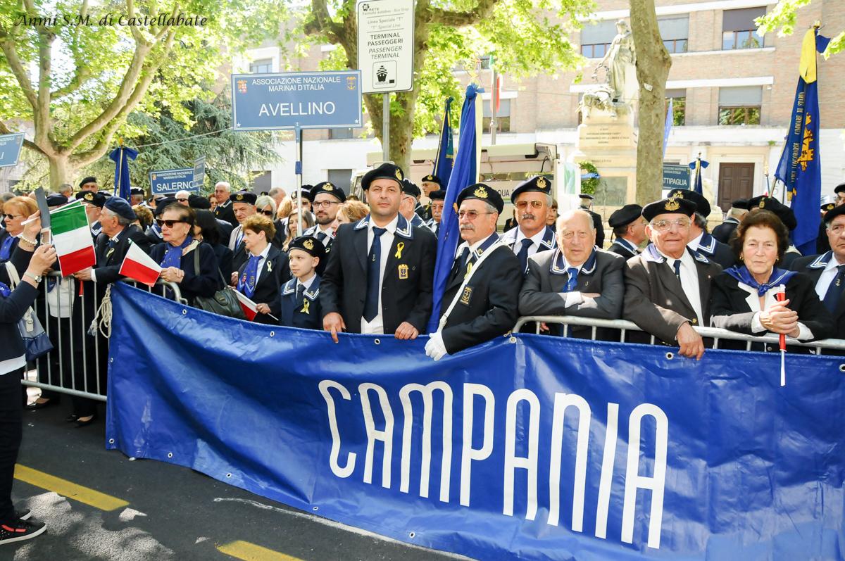 XIX° Raduno Nazionale marinai d'Italia Ravenna