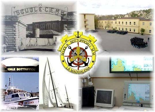 Scuola Sottufficiali della marina La Maddalena