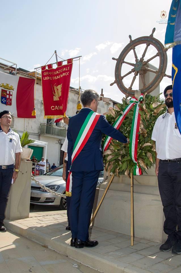 commemorazione Velella
