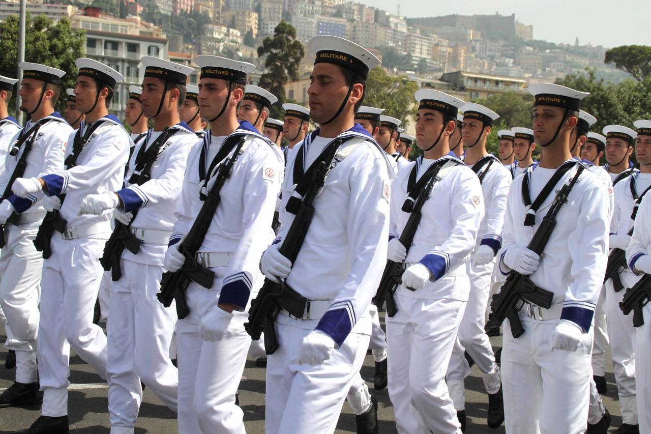 la divisa da marinaio