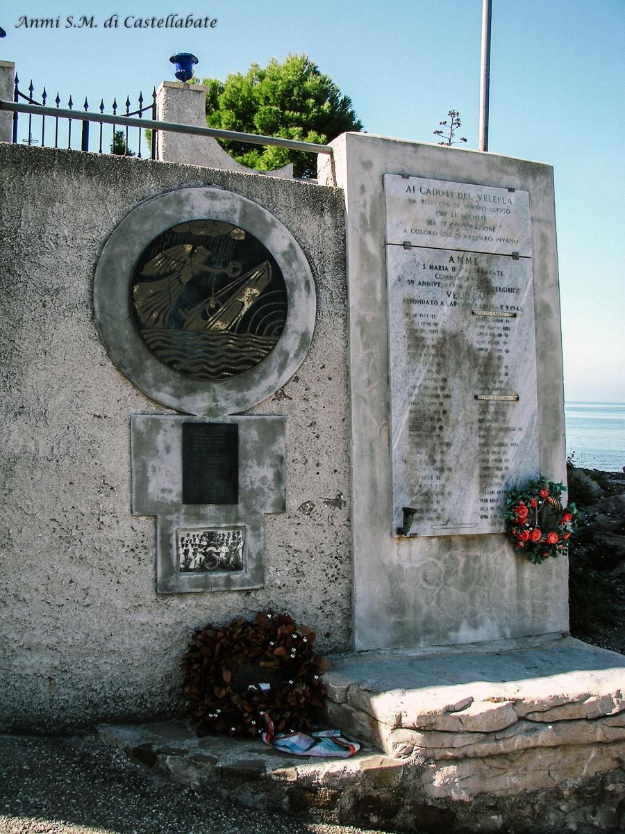 monumento velella licosa