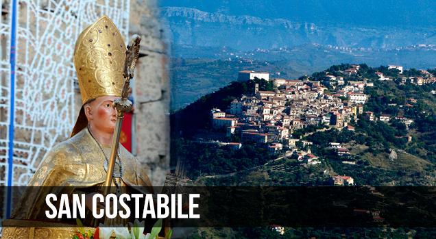 17 febbraio: San Costabile patrono di Castellabate