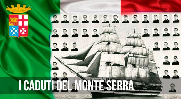 I Caduti del Monte Serra