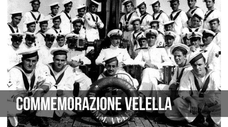commemorazione sommergibile velella