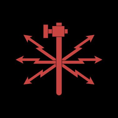 le categorie della marina Elettricisti