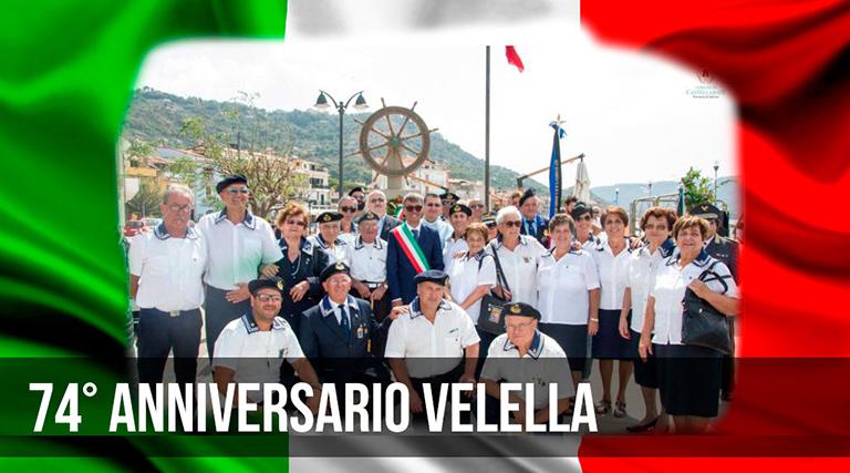 74° anniversario Sommergibile Velella