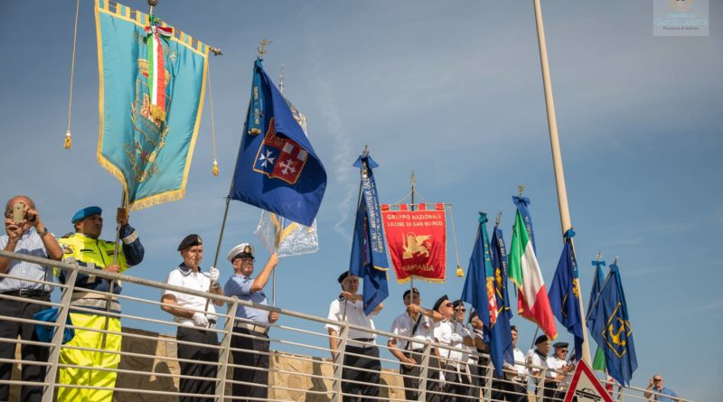Video: Commemorazione sommergibile Velella 2018
